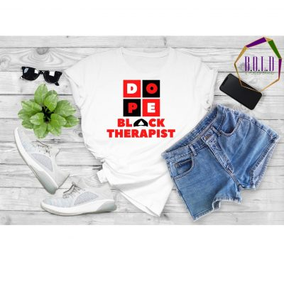 Dope Black Therapist (Delta)