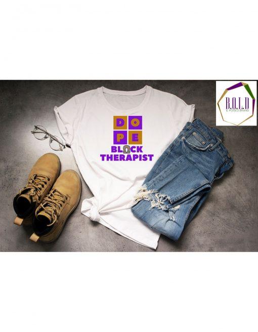 Dope Black Therapist (Omega)