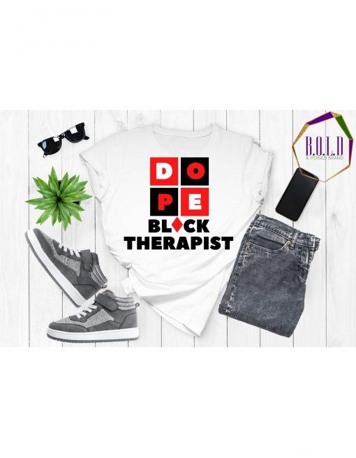 Dope Black Therapist (Kappa)