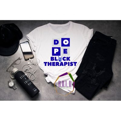 Dope Black Therapist (Phi Beta Sigma)
