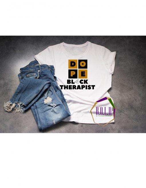 Dope Black Therapist (Alpha)